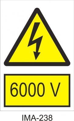 Tensiune 6000 v